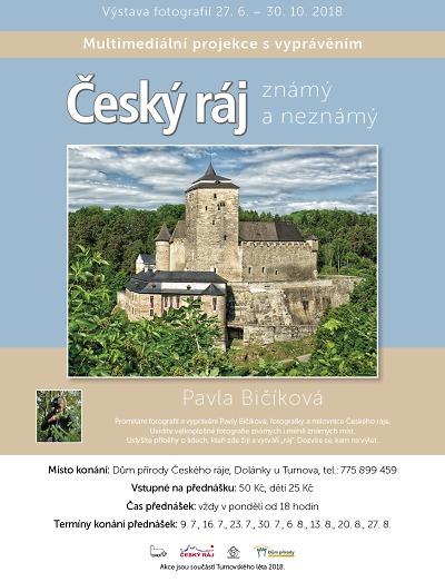 Pavla Bičíková ukáže fotografie známého i neznámého Českého ráje