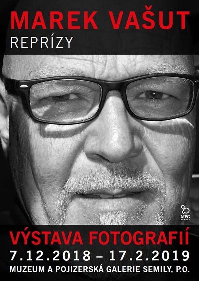 Marek Vašut se v Pojizerské galerii představí jako fotograf