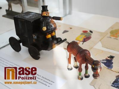 FOTO: V semilském muzeu představují průkopníka hraček Josefa Macha