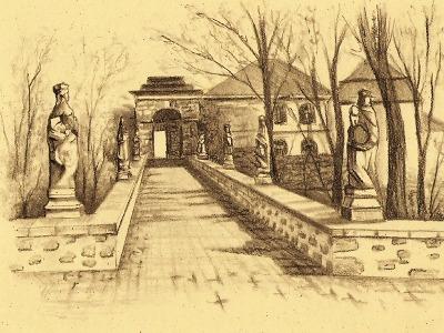 V turnovské galerii Granát představují kresby Josefa Kůrky