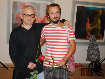 FOTO: V Pojizerské galerii představují tvorbu dvou hravých výtvarníků