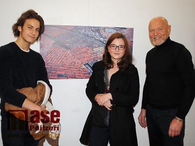 FOTO: Marek Vašut se v Pojizerské galerii představuje jako fotograf