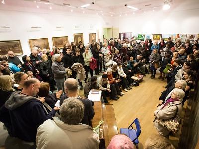 Výstavu Salon zahájí v Železném Brodě už potřetí