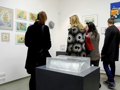 Výstavu Salon V zakončili vyhlášením nejlepších děl