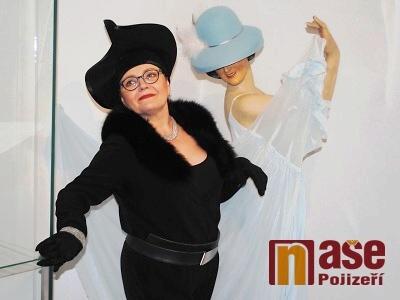 FOTO: Klobouky Marie Maxové můžete obdivovat v semilském muzeu