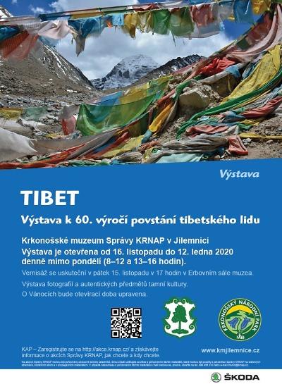 V jilemnickém muzeu zahájí výstavu o Tibetu