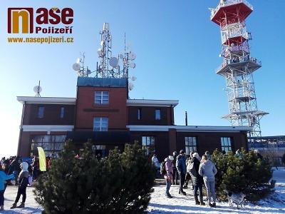 Novoroční výstup na Kozákov je přesunutý na 27. února