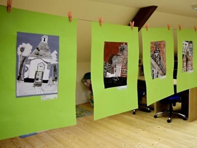Odborná porota určila vítěze výtvarné soutěže Turnov - moje město