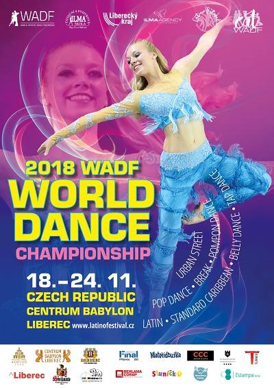 V Liberci se koná otevřené taneční mistrovství světa
