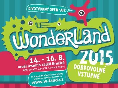 V Brništi pořádají divotvorný festival Wonderland
