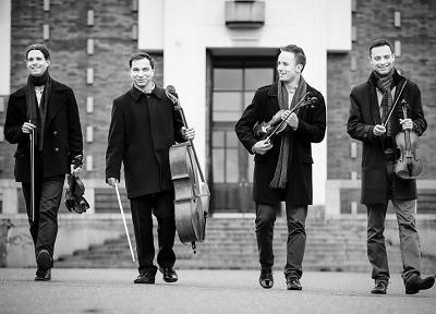 Železnické hudební léto zakončí koncert Yolo kvartetu