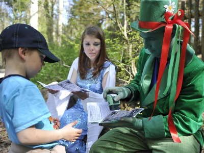 Turistickou sezonu v Českém ráji zahájí děti a pohádkové postavy