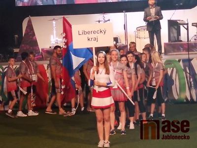 Video: Zahájení olympiády dětí a mládeže v Liberci