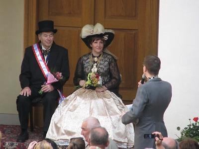 Císaře Františka Josefa I. připomenou na zámku Zákupy