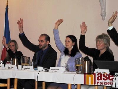 V Semilech se mění vedení města. Novou starostkou je Lena Mlejnková