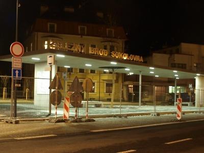 Terminál v Železném Brodě zahajuje 14. prosince zkušební provoz