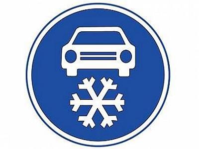 Bezpečně na silnice se zimními pneumatikami