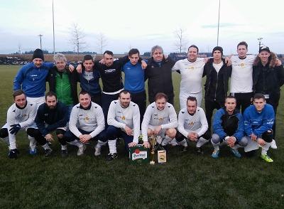 Fotbalisté Přepeř vyhráli zimní turnaj v Lomnici