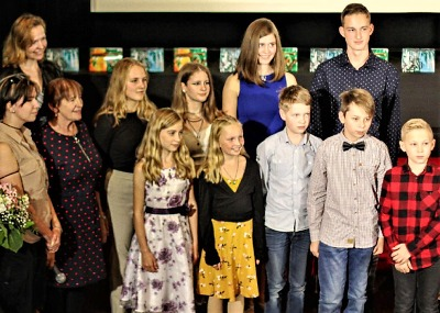 Žáci ze Žižkovky představili na Kulturnovu svou knížku