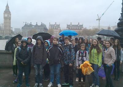 Žáci ZŠ Skálova navštívili zdarma Německo a Velkou Británii!