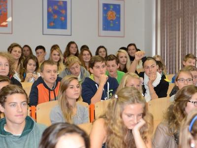 V Libereckém kraji se stávky učitelů zúčastní tři střední školy