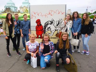 Žáci z turnovské Žižkovky získali ocenění vcelostátní soutěži Náš svět