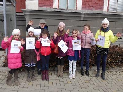 Velká radost na Žižkovce v Turnově po okresním kole recitační soutěže