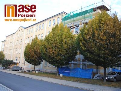 Obrazem: Jak probíhá rekonstrukce na ZŠ Žižkova Turnov