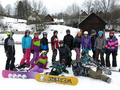 Letošní úspěšný lyžařský kurz na Žižkovce dal jasnou odpověď