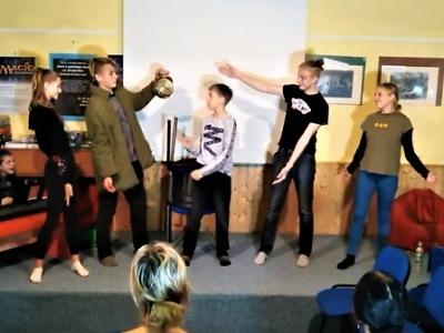 Dramaťáci ze Žižkovky získali pochvalu za scénické čtení