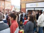 VIDEO: Otevření semilského kina přilákalo stovky návštěvníků