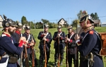 FOTO: V Poniklé vzpomínali rekonstrukcí bitvy na hrdinu Tuláčka