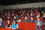 Rok provozu kina Jitřenka oslavili s Rudišem a Nebelem