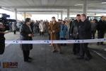 FOTO: V Turnově slavnostně otevřeli nový dopravní terminál