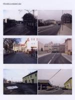 Ulice v původním a současném stavu