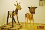 Výstava Jeden o koze, druhý o voze, třetí…