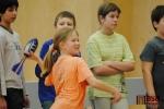 Při dni otevřených dveří ZŠ Skálova Turnov děti i soutěžily