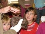FOTO: Bodlinka míří opět za dětmi do škol