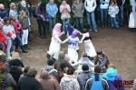 FOTO: Libštátský jarmark letos zpestřila taneční vystoupení