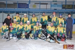 Utkání 7. kola Okresního hokejového přeboru - LHL Svijanská nápojka Sokol Roztoky - BHK Turnov.