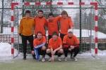 Novoroční turnaj v Tatobitech 2012. Vítězné družstvo Sokol Radčice