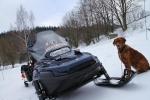 Otevírání zimní sezony ve skiareálu v Benecku