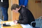 Celostátní liga v sálovém fotbale - utkání SK Sico Jilemnice - SK Jerevan Slavičín