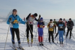 FOTO: Orienťáci běhali na lyžích po jilemnické Hraběnce