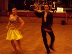 FOTO: Maturitní ples ISŠ Semily se konal v KC Golf