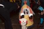Dětský maškarní karneval v Bozkově