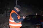 Rychlík smetl na přejezdu v Libštátě osobní auto