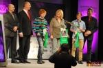 Vyhlášení ankety Sportovec okresu Semily 2011, nejlepší tři jednotlivci mládež