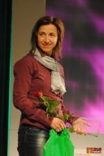 Vyhlášení ankety Sportovec okresu Semily 2011, skibobistka Alena Housová