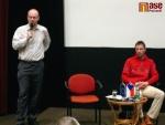 Představení plánu rozvoje města Semily, pánové Josef Miškovský a Martin Hilpert